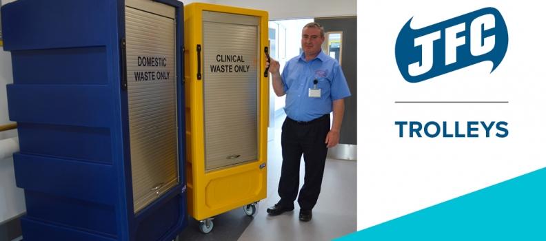 JFC Trolleys – Roscommon University Hospital Project